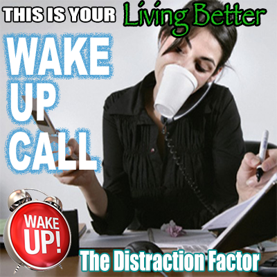 The Distraction Factor with Christine Rose